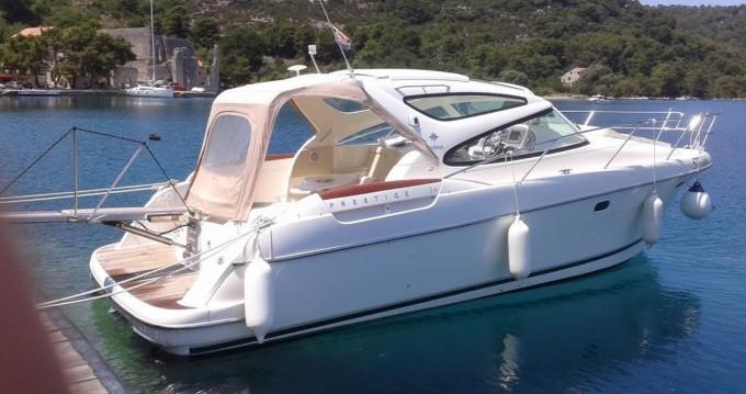 Location bateau Jeanneau PRESTIGE 34 s à Dubrovnik sur Samboat