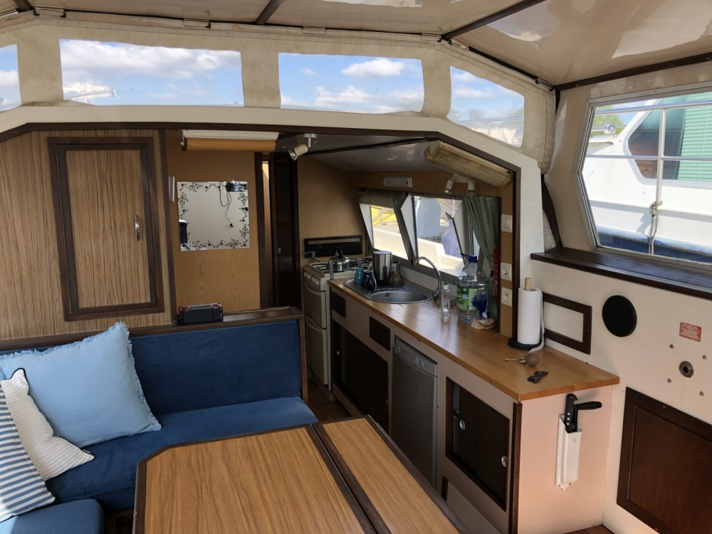 Yacht-Charter in Carrières-sous-Poissy - Porter and Haylett Connoisseur 1275 auf SamBoat