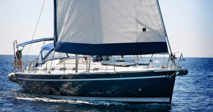 Rental Sailboat in Athens - Ocean Star 51.2