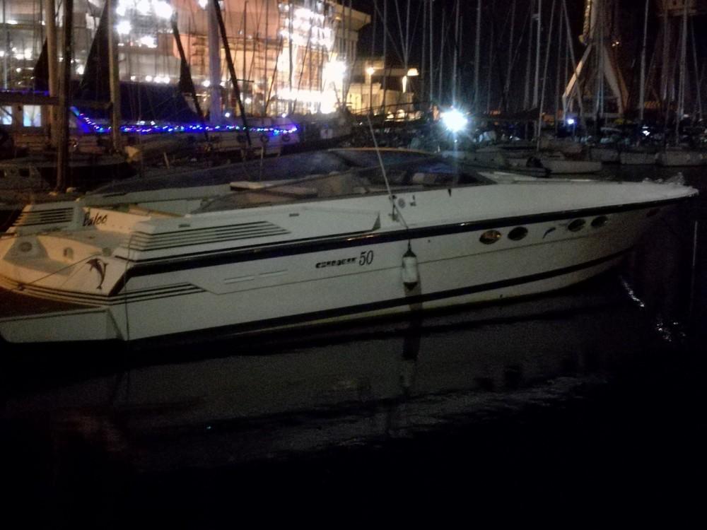 Yacht à louer à Fiumicino au meilleur prix