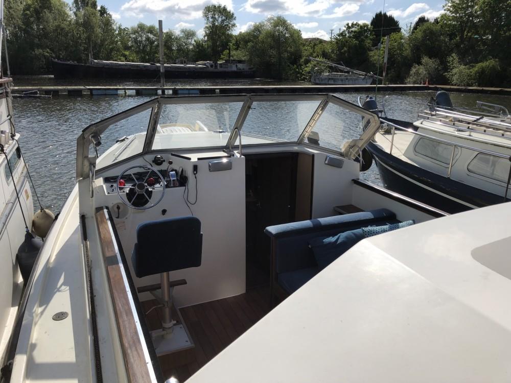 Motorboot mit oder ohne Skipper Porter and Haylett mieten in Carrières-sous-Poissy