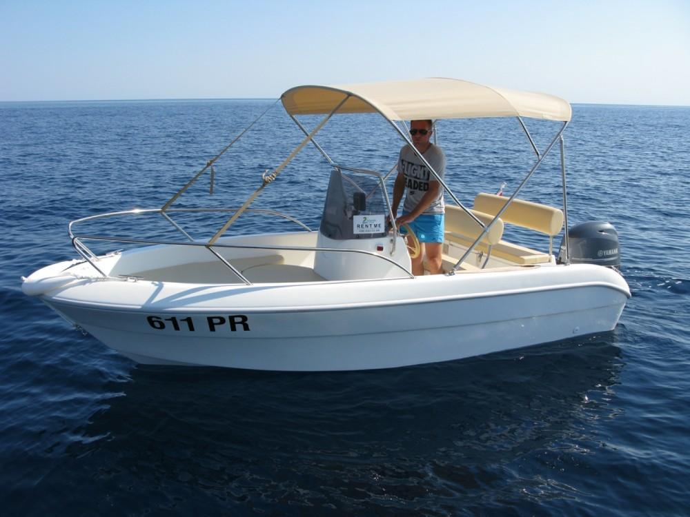Huur een Sessa Marine Key Largo 17 in Ugljan