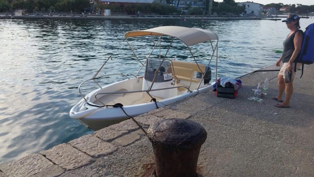 Huur Motorboot met of zonder schipper Sessa Marine in Ugljan