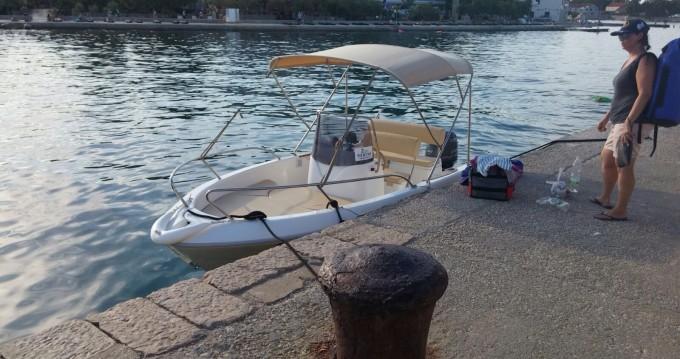 Noleggio Barca a motore Sessa Marine con un permesso di