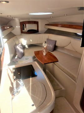 Hire Motor boat with or without skipper Four Winns Mauguio