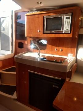 Rental yacht Mauguio - Four Winns Vista 278 on SamBoat