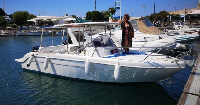Location bateau SAVER 620 WA Saver 720 WA à Monte di Procida sur Samboat