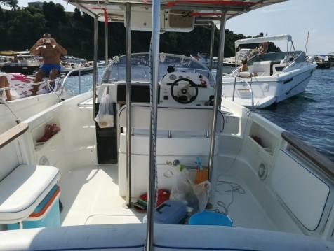 Location bateau Monte di Procida pas cher Saver 720 WA