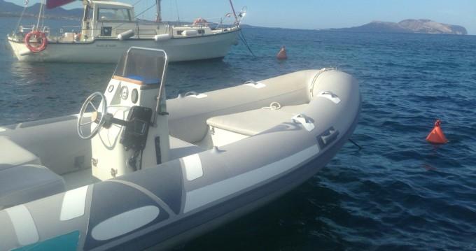 Boat rental Porto Rotondo cheap Stingher 484