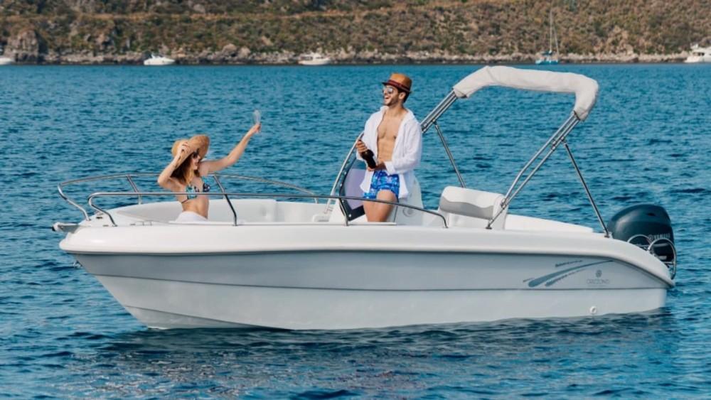 Boat rental Orizzonti syros in Milazzo on Samboat