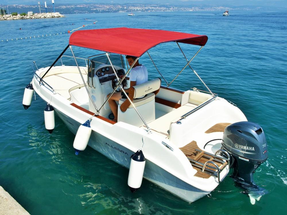 Location bateau Opatija pas cher ALL 590