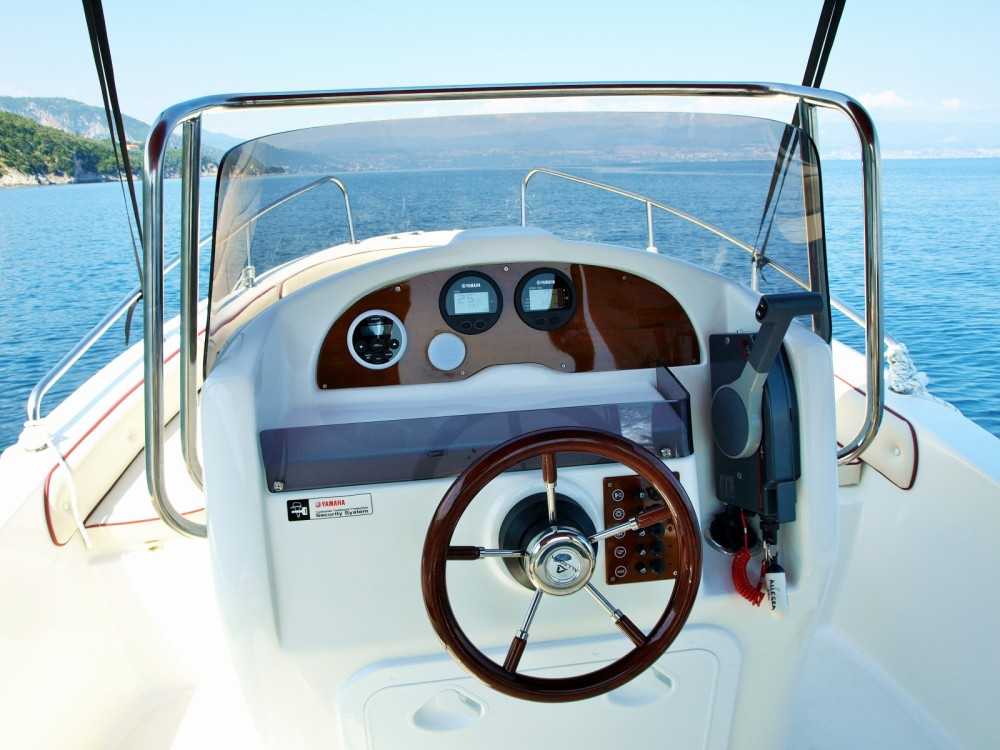 Location yacht à Opatija - Allegra Boats ALL 590 sur SamBoat
