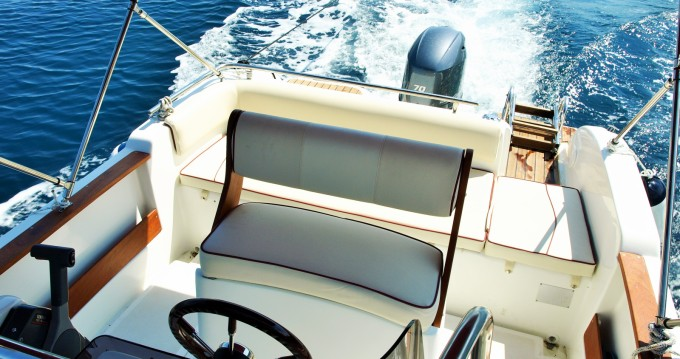 Boat rental Opatija cheap ALL 590