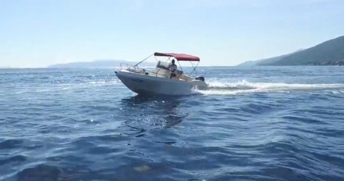 Rental Motor boat in Opatija - Allegra Boats ALL 590
