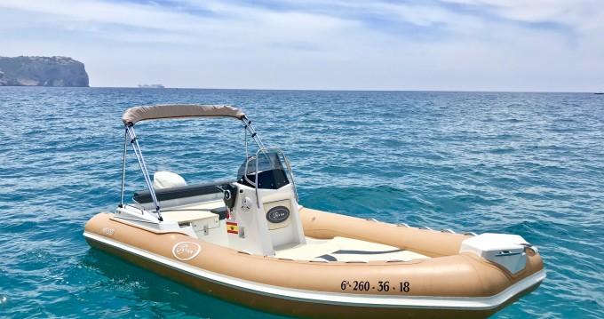 SAVER 580 MG Saver 580 MG entre particuliers et professionnel à Port d'Andratx