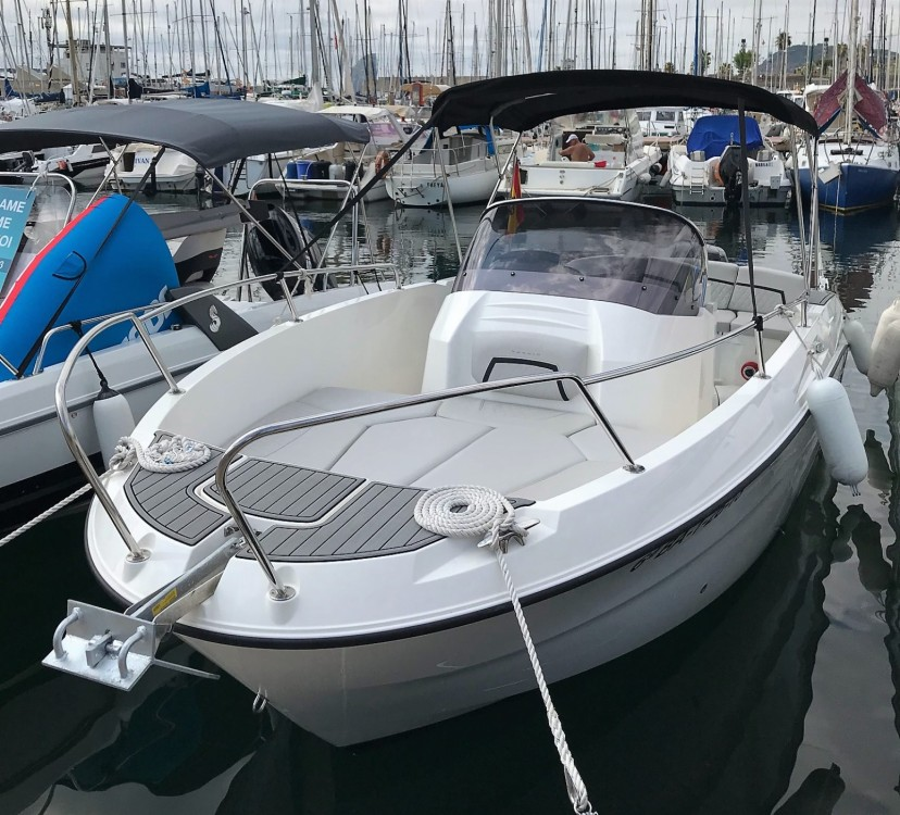 Location bateau Barcelone pas cher 2251 MKII