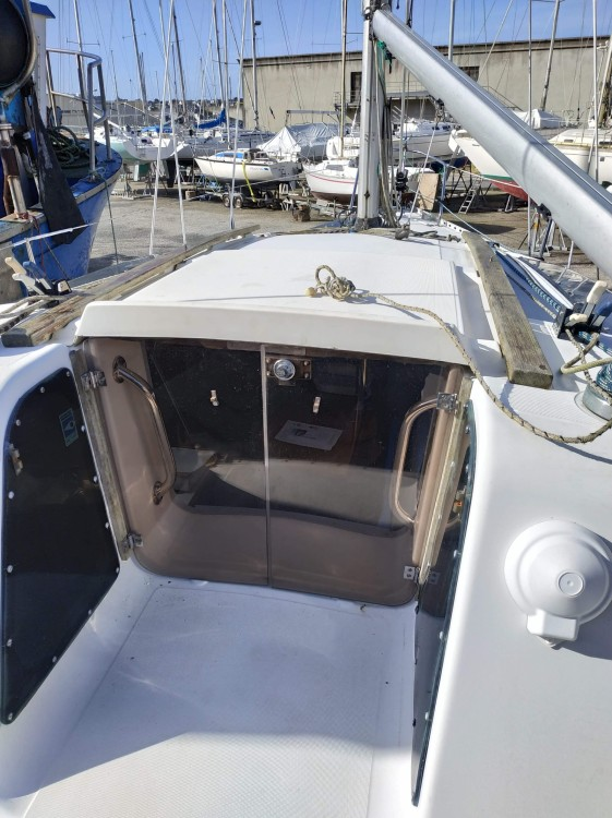 Boat rental Auray cheap Gib Sea 76