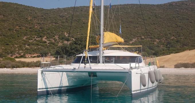 Location bateau Lavezzi 40 à Athènes sur Samboat