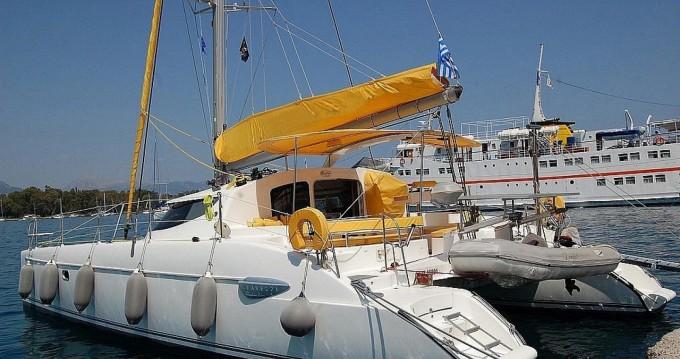 Location bateau Athènes pas cher 40