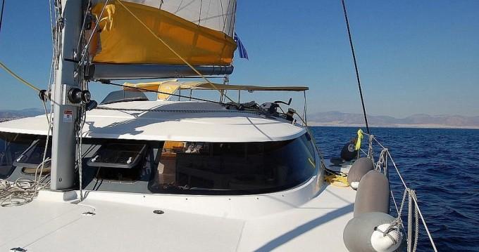 Location Catamaran Lavezzi avec permis