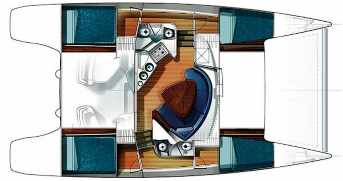 Boat rental Lavezzi 40 in Athens on Samboat