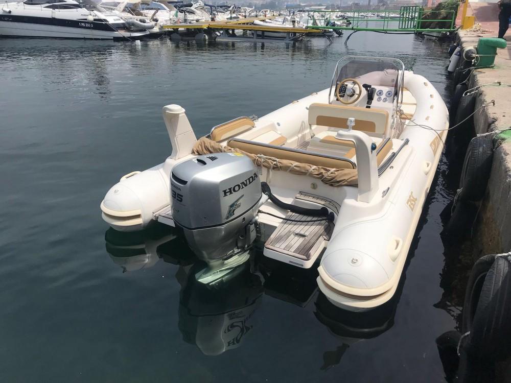 Noleggio barche Napoli economico BSC 65