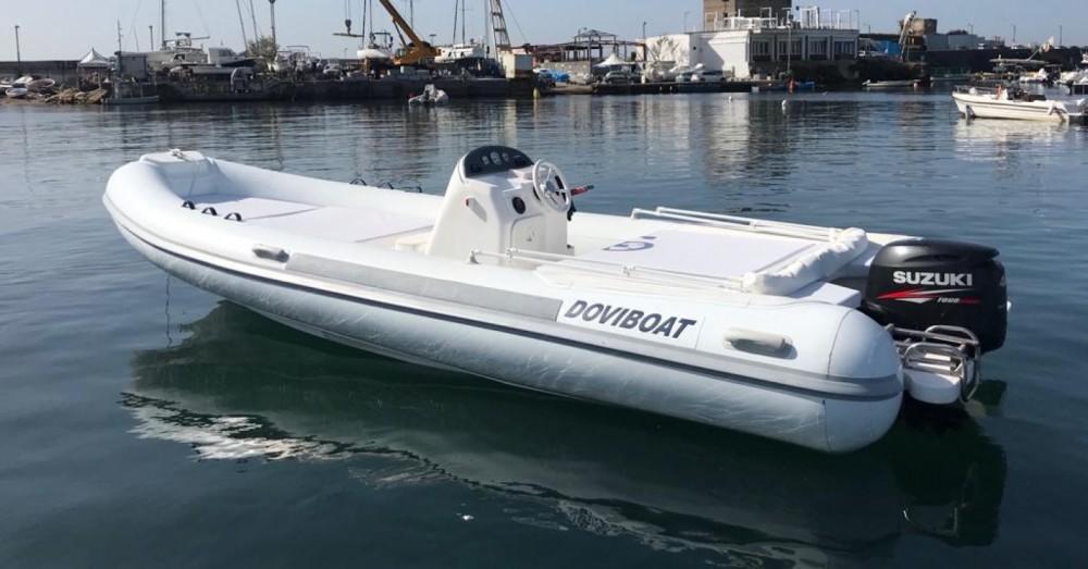 Noleggio barche Doviboat 6 metri  Napoli su Samboat