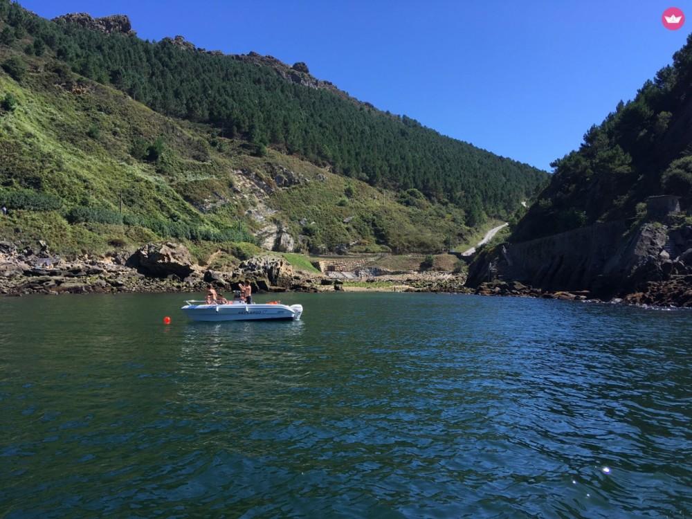 Rio Rio cruiser 550 entre particulares y profesional Hendaya