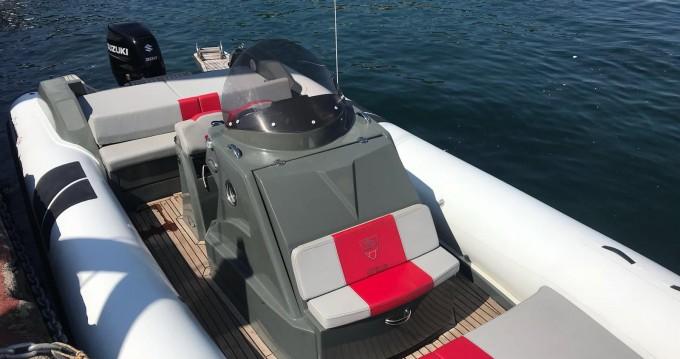noleggio Gommone Napoli - Oromarine 10 metri  Oromarine