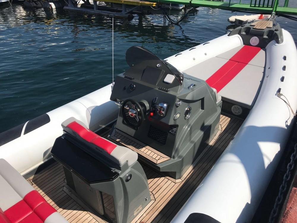 Noleggio yacht Napoli - Oromarine 10 metri  Oromarine  su SamBoat