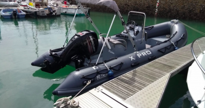 Hire RIB with or without skipper 3D Tender La Turballe