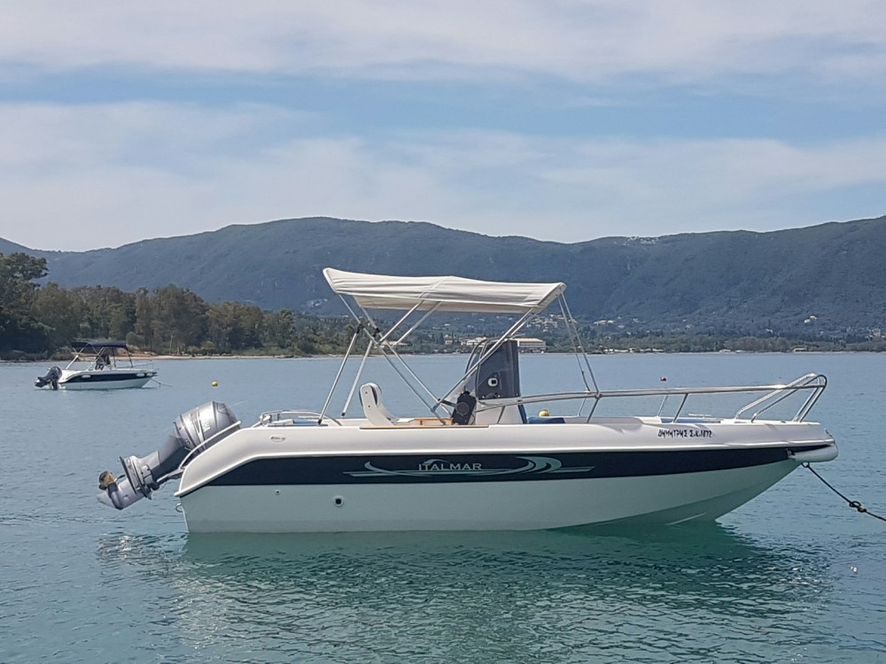 Rental yacht Corfu - Italmar F 30 on SamBoat