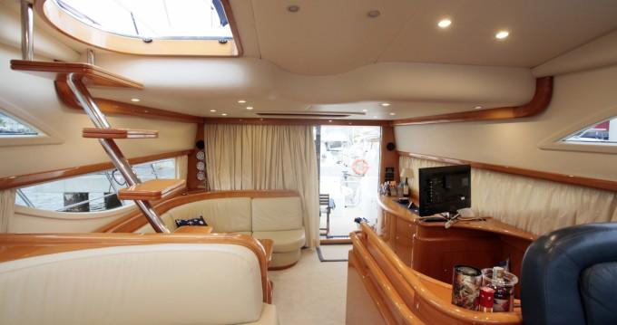 Location bateau Uniesse 55 My à La Spezia sur Samboat