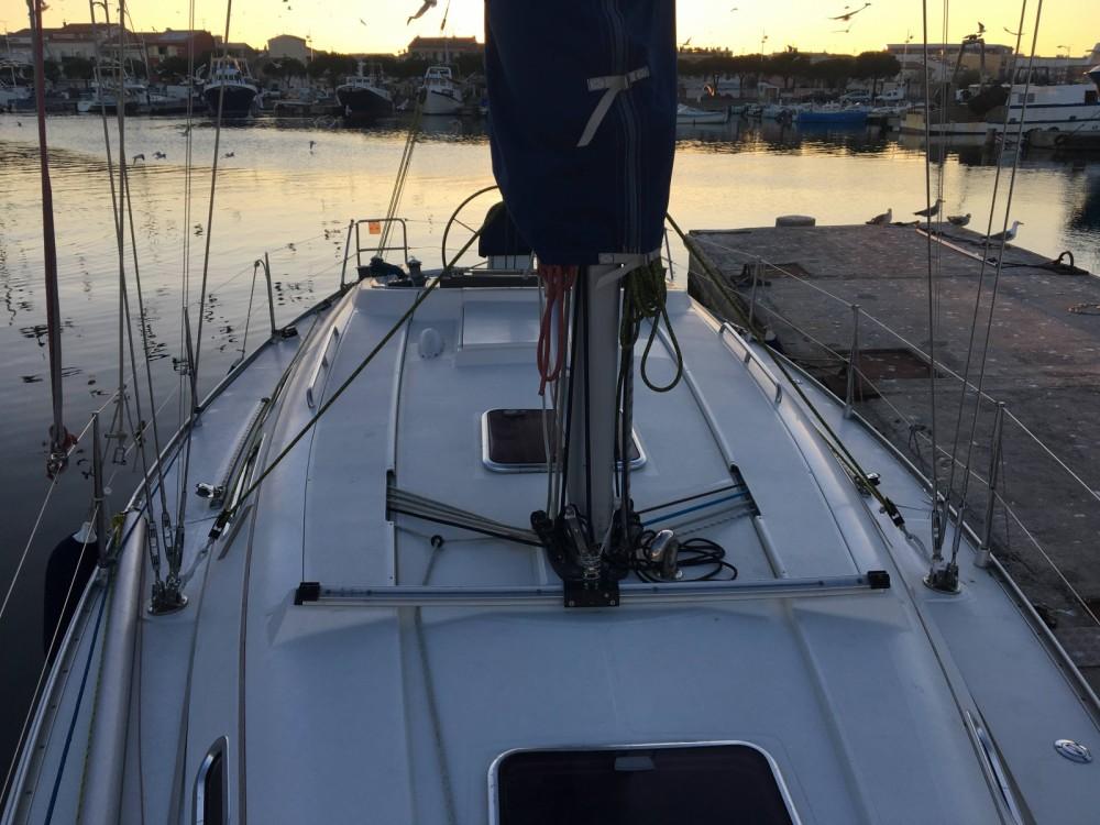 Location bateau Hanse Hanse 370 à Marseille sur Samboat