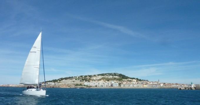 Location Voilier à Marseille - Hanse Hanse 370