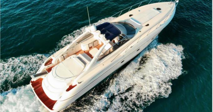Location Yacht à Marbella - Sunseeker Predator 58