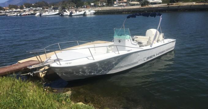 Location yacht à Saint-Florent - White Shark Sea Hawk 213 sur SamBoat