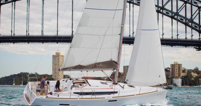 Location yacht à Toulon - Jeanneau Sun Odyssey 379 Perf sur SamBoat