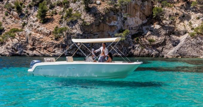 Noleggio yacht Traù - Invictus  FX 190 su SamBoat