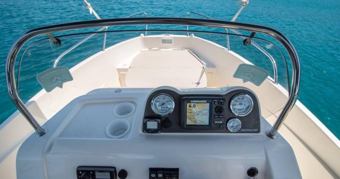 Location bateau Trogir pas cher Activ 555 Open