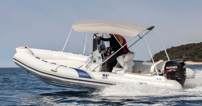 Location bateau Trogir pas cher Marine 620 Pro