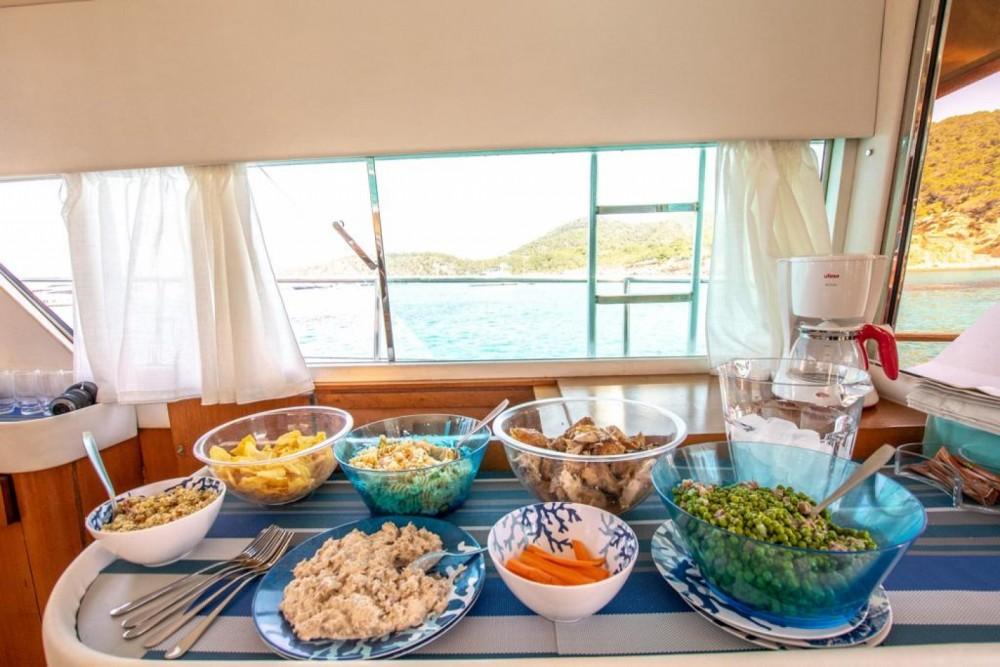 Location Yacht à Portinatx - Cantieri navali di Chiavari ITALCRAF