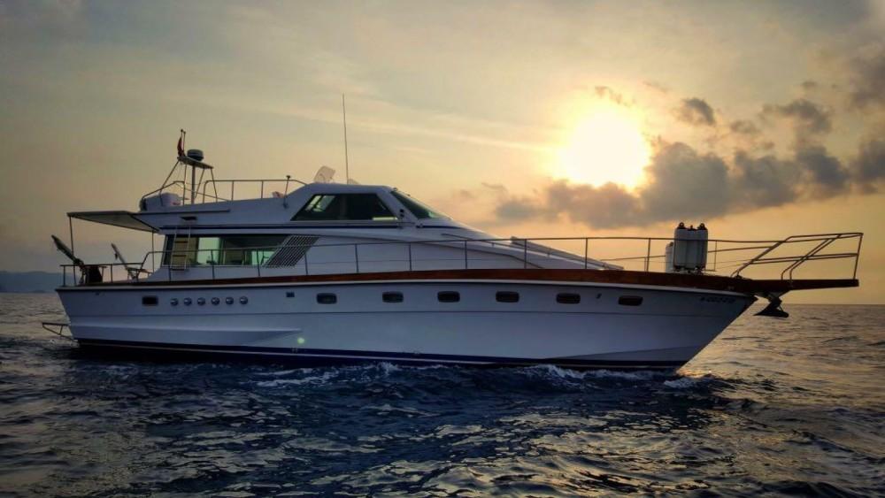 Louer Yacht avec ou sans skipper Cantieri navali di Chiavari à Portinatx