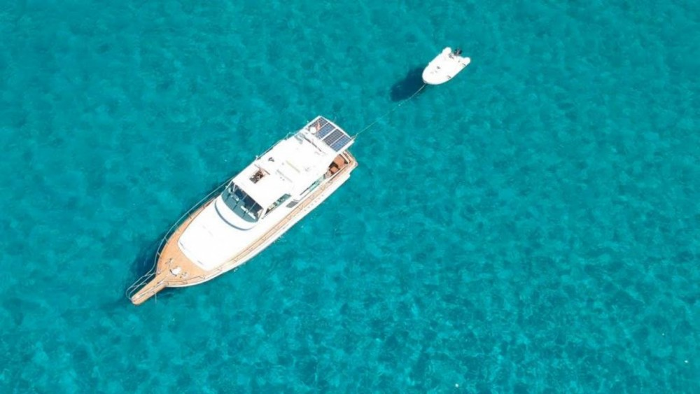 Rental Yacht in Portinatx - Cantieri navali di Chiavari ITALCRAF