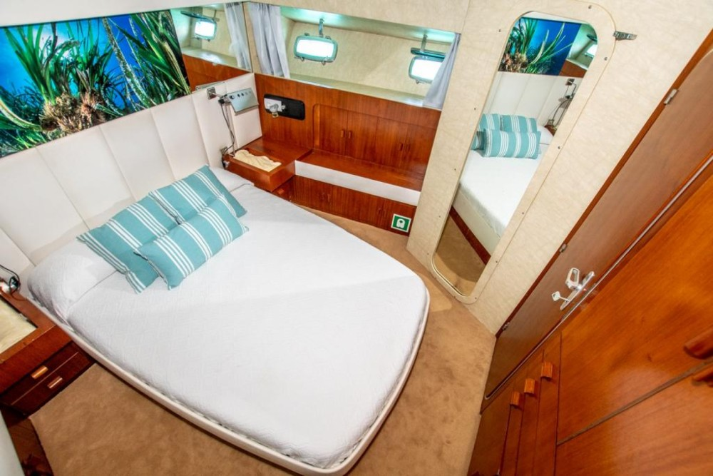 Alquiler de barcos Portinatx barato de ITALCRAF