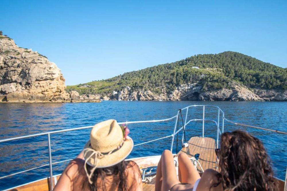 Cantieri navali di Chiavari ITALCRAF entre particulares y profesional Portinatx