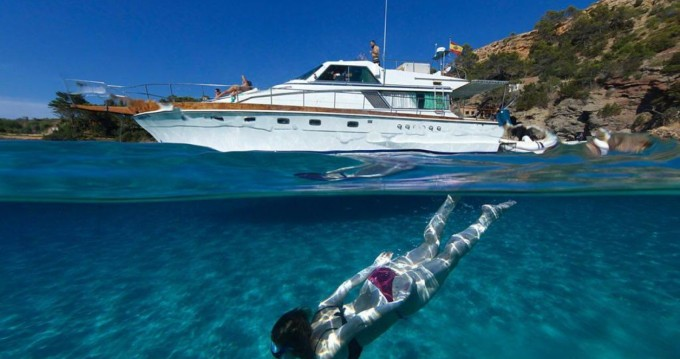 Rental yacht Portinatx - Cantieri navali di Chiavari ITALCRAF on SamBoat