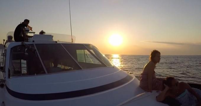 Rent a Cantieri navali di Chiavari ITALCRAF Portinatx