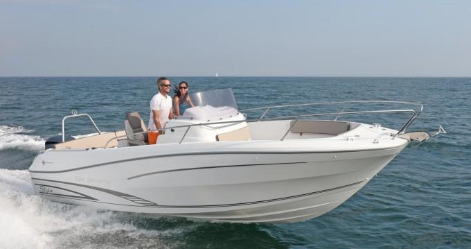 Boat rental Piriac-sur-Mer cheap Cap Camarat 7.5 CC Serie 2