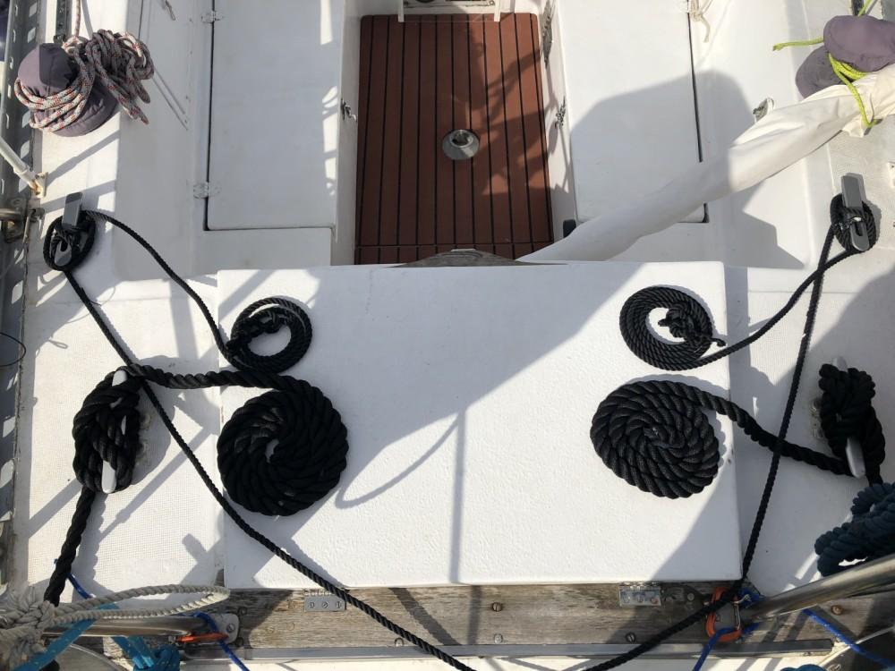 Rental yacht Lavagna - Mako Sailers New Ranger 29 on SamBoat
